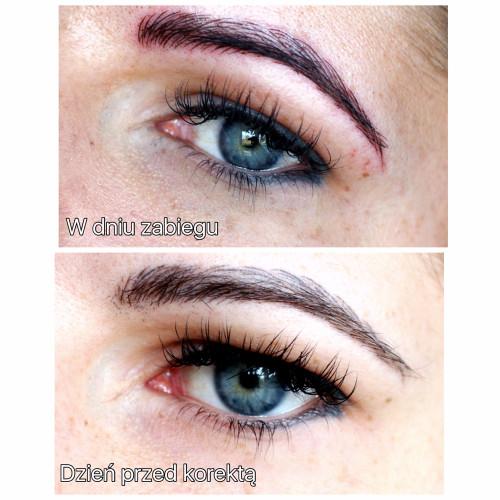 Makijaż Permanentny Brwi Czym Jest Microblading Przeciwskazania I